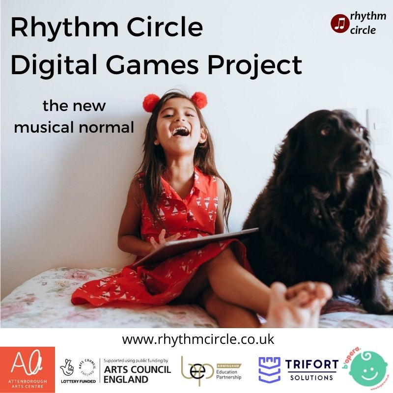 Rhythm Circle Digital Games Project: How it began